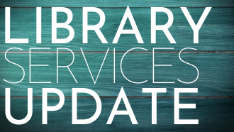 Here are our most recent Library updates