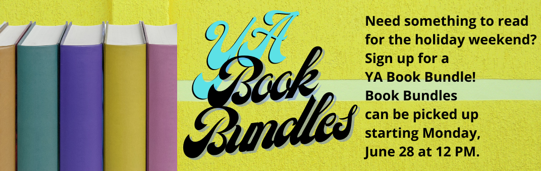 Try one of our YA Book Bundles!