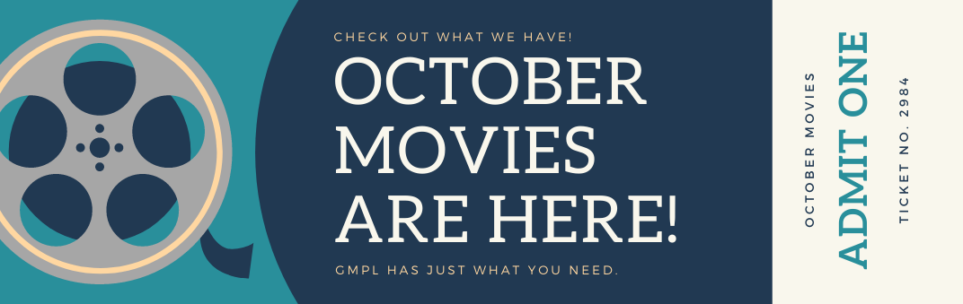 New October movies are here