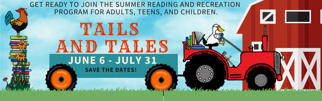 Don't miss out on Summer Reading starting June 6